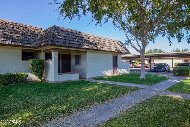 8131 N 107TH Avenue #61, Peoria, AZ 85345 (MLS #6171970) :: Conway Real Estate