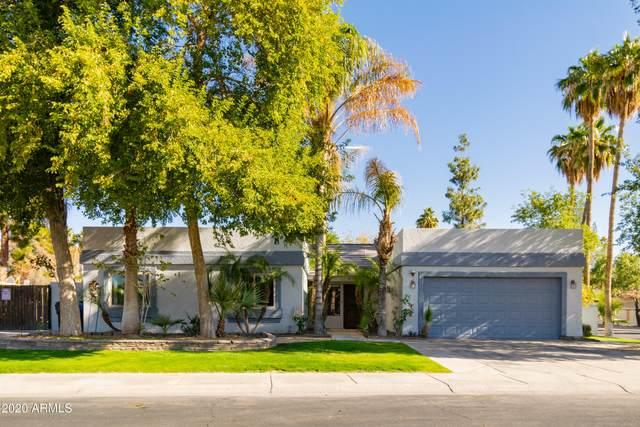 1610 E Tara Court, Chandler, AZ 85225 (MLS #6172047) :: The Riddle Group