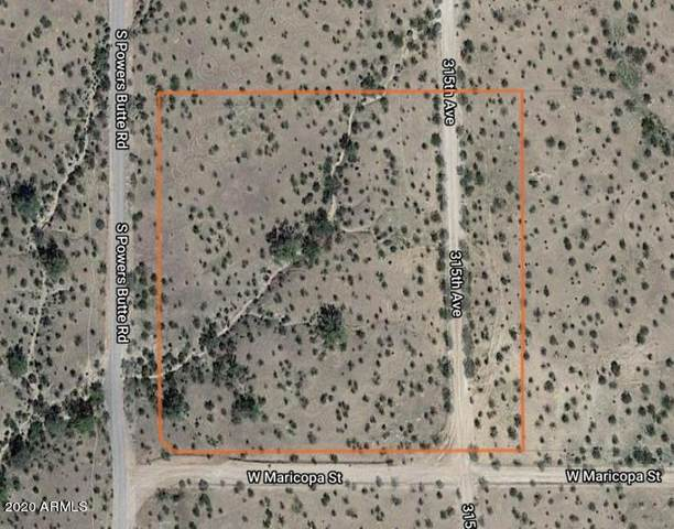 31500 W Maricopa Street, Buckeye, AZ 85326 (MLS #6172060) :: neXGen Real Estate