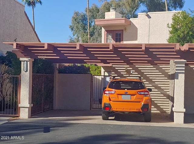 2164 E Sanos Drive, Tempe, AZ 85281 (MLS #6172088) :: The Laughton Team