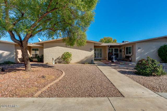 17037 N 106TH Avenue, Sun City, AZ 85373 (MLS #6172166) :: Yost Realty Group at RE/MAX Casa Grande