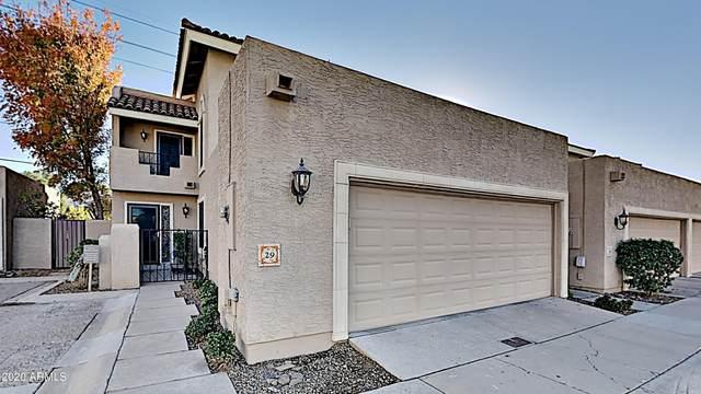5812 N 12TH Street #29, Phoenix, AZ 85014 (MLS #6172236) :: The Riddle Group