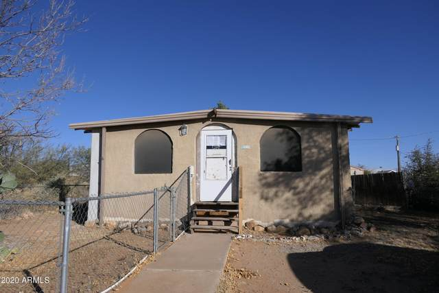 153 E Via Nova, Huachuca City, AZ 85616 (MLS #6172265) :: Lucido Agency