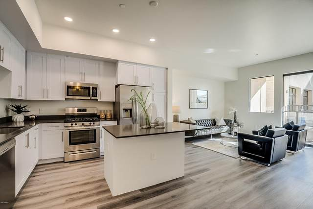7300 E Earll Drive #1022, Scottsdale, AZ 85251 (MLS #6172346) :: Maison DeBlanc Real Estate