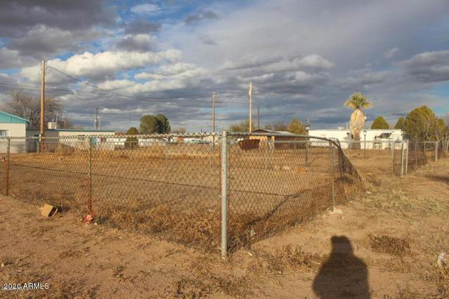 205 E Navajo Street, Huachuca City, AZ 85616 (MLS #6172373) :: The Daniel Montez Real Estate Group