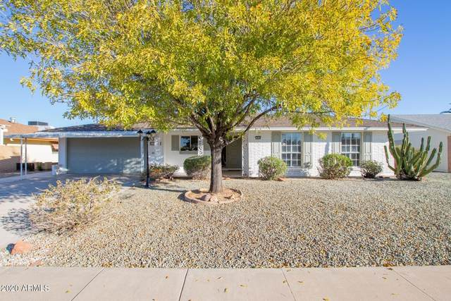 10626 W Ridgeview Road, Sun City, AZ 85351 (MLS #6172457) :: Yost Realty Group at RE/MAX Casa Grande