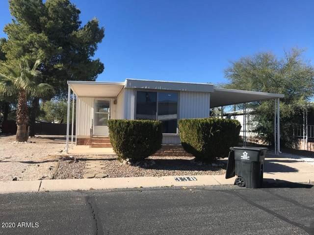 3411 S Camino Seco #338, Tucson, AZ 85730 (MLS #6172565) :: Yost Realty Group at RE/MAX Casa Grande