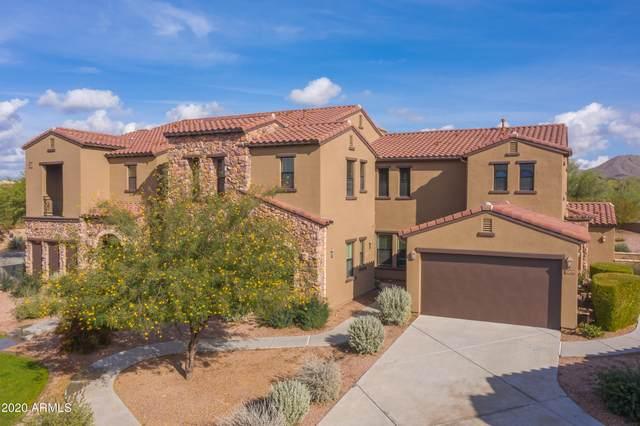 20750 N 87TH Street N #1064, Scottsdale, AZ 85255 (MLS #6172566) :: The W Group