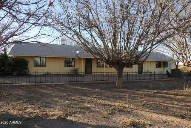 4126 N Plantation Road, Douglas, AZ 85607 (MLS #6172655) :: The Ellens Team