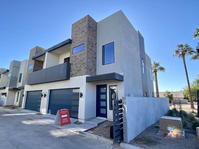 6301 N 12TH Street #9, Phoenix, AZ 85014 (MLS #6172790) :: The Riddle Group