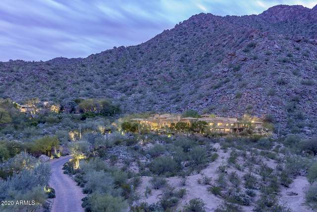 5825 E Starlight Way, Paradise Valley, AZ 85253 (MLS #6172840) :: The Newman Team