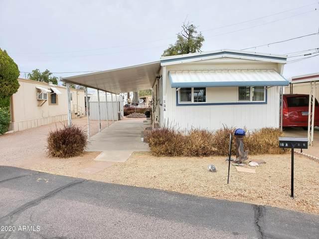 16005 N 32nd Street A-18, Phoenix, AZ 85032 (MLS #6172919) :: Maison DeBlanc Real Estate