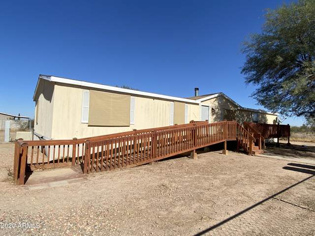 4350 W Hammon Drive, Eloy, AZ 85131 (MLS #6172961) :: Klaus Team Real Estate Solutions
