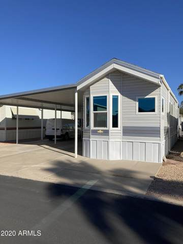 17200 W Bell Road #522, Surprise, AZ 85374 (MLS #6172971) :: Conway Real Estate