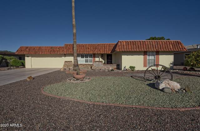 11022 W Boswell Boulevard, Sun City, AZ 85373 (MLS #6172979) :: Yost Realty Group at RE/MAX Casa Grande