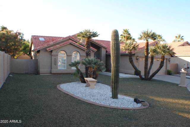 25050 S Foxglenn Drive, Sun Lakes, AZ 85248 (MLS #6173000) :: John Hogen | Realty ONE Group