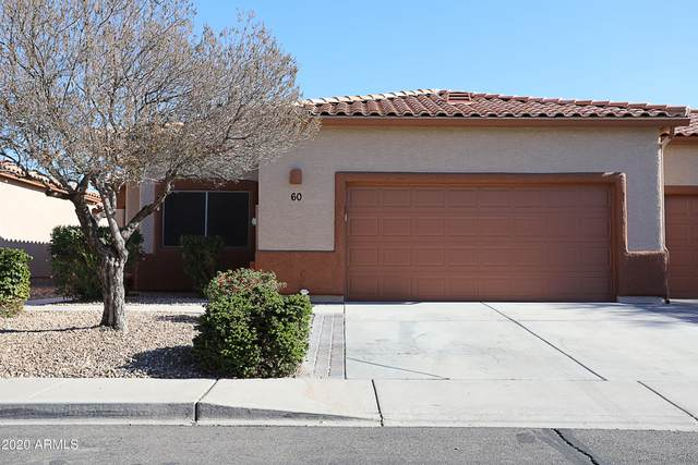 6720 E Encanto Street #60, Mesa, AZ 85205 (MLS #6173057) :: Conway Real Estate