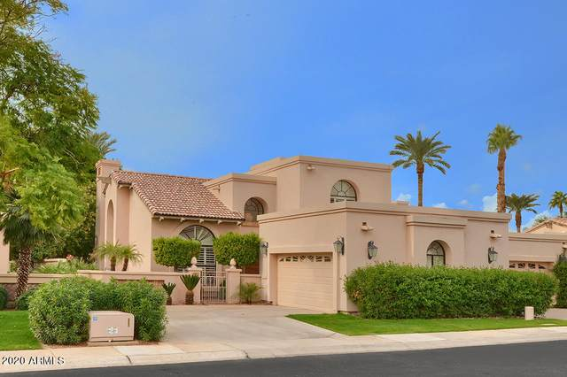 9952 N 100TH Place, Scottsdale, AZ 85258 (MLS #6173076) :: The Riddle Group