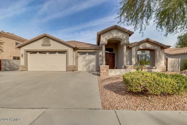 956 E Cedar Drive, Chandler, AZ 85249 (MLS #6173112) :: The Riddle Group