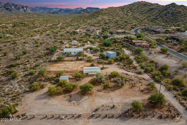 10606 E Jonquil Avenue, Gold Canyon, AZ 85118 (MLS #6173186) :: The W Group