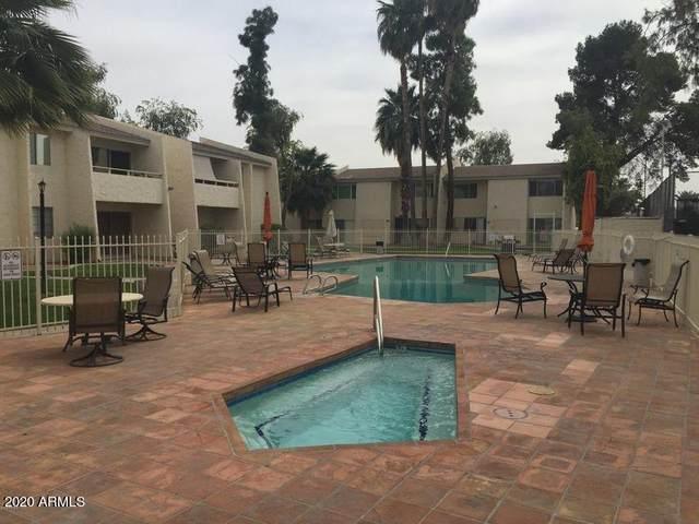 8055 E Thomas Road G103, Scottsdale, AZ 85251 (MLS #6173208) :: Maison DeBlanc Real Estate