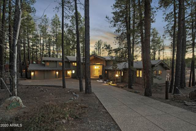 2143 Lindberg Spring, Flagstaff, AZ 86005 (MLS #6173218) :: The Daniel Montez Real Estate Group