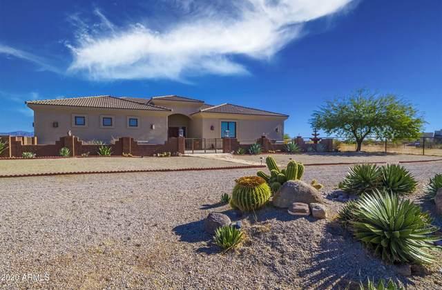 34355 S Nine Irons Ranch Road, Wickenburg, AZ 85390 (MLS #6173292) :: Yost Realty Group at RE/MAX Casa Grande