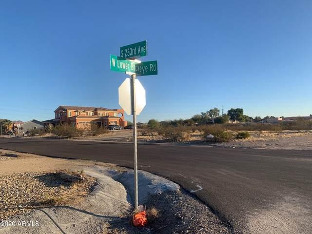 2733 S 233RD Avenue, Buckeye, AZ 85326 (MLS #6173327) :: Long Realty West Valley