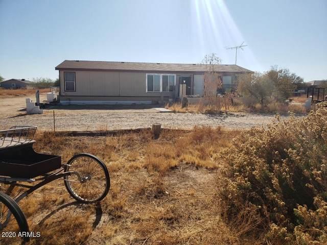 20821 W Cheyenne Road, Buckeye, AZ 85326 (MLS #6173340) :: Nate Martinez Team