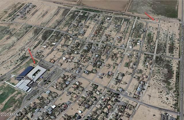 13050 S Prieta Linda Road, Arizona City, AZ 85123 (MLS #6173421) :: Klaus Team Real Estate Solutions