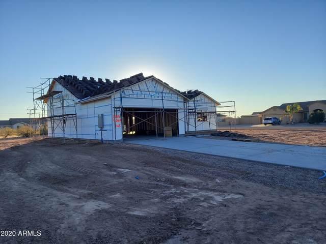 13185 S Inca Lane, Arizona City, AZ 85123 (MLS #6173432) :: The Copa Team | The Maricopa Real Estate Company