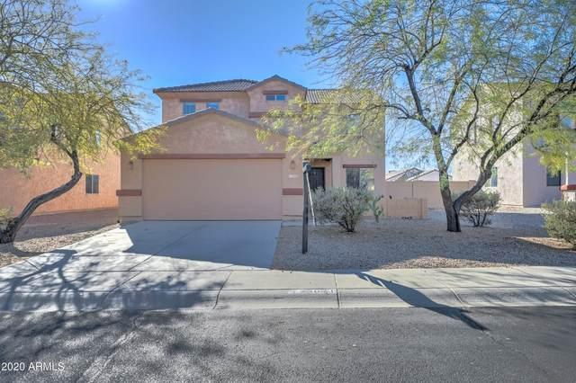 22021 W Sonora Street, Buckeye, AZ 85326 (MLS #6173547) :: Arizona Home Group