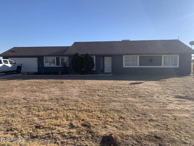 4631 E Mustang Drive, Eloy, AZ 85131 (MLS #6173617) :: Long Realty West Valley