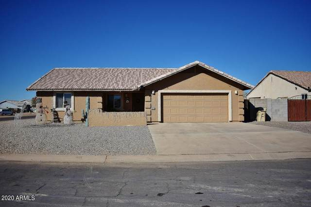 9970 W Lesna Drive, Arizona City, AZ 85123 (MLS #6173635) :: Nate Martinez Team