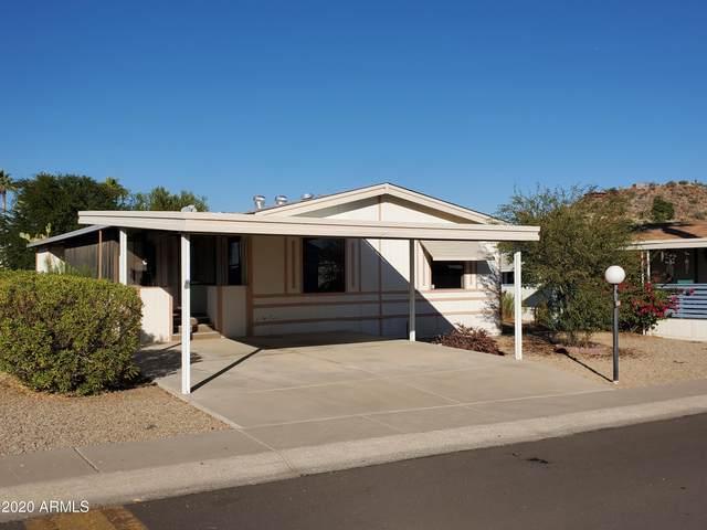 2233 E Behrend Drive #128, Phoenix, AZ 85024 (MLS #6173686) :: Yost Realty Group at RE/MAX Casa Grande