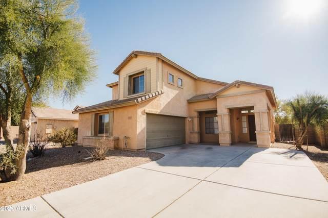 1391 E Laurel Place, Casa Grande, AZ 85122 (MLS #6173707) :: BVO Luxury Group