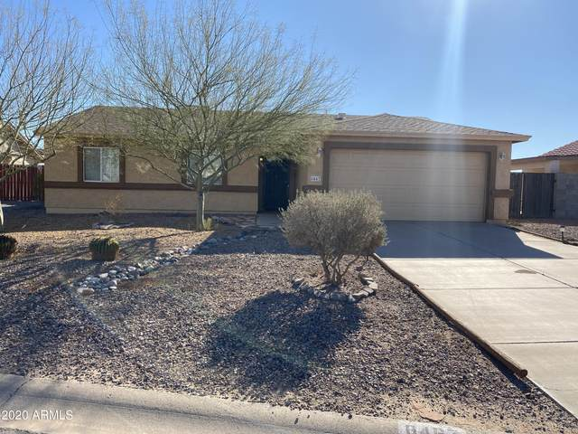 8467 W Raven Drive, Arizona City, AZ 85123 (MLS #6173792) :: NextView Home Professionals, Brokered by eXp Realty