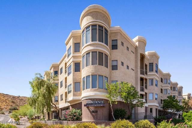 9820 N Central Avenue #305, Phoenix, AZ 85020 (MLS #6173806) :: The Helping Hands Team