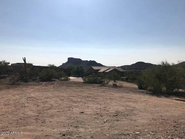 0 E Lazy K Road, Gold Canyon, AZ 85118 (MLS #6173858) :: The Copa Team | The Maricopa Real Estate Company