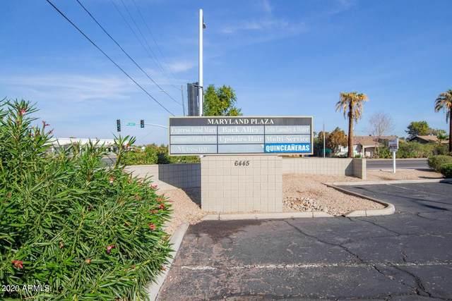 6445 N 51ST Avenue, Glendale, AZ 85301 (MLS #6173907) :: Maison DeBlanc Real Estate