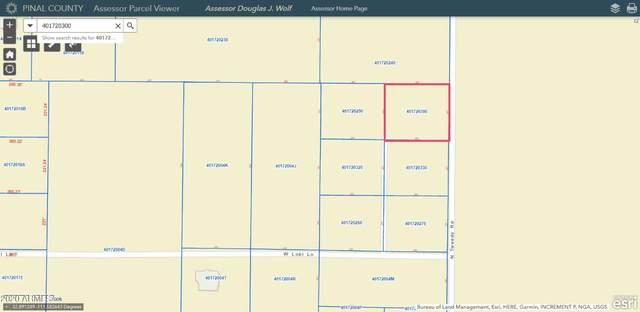0 N Tweedy Road, Casa Grande, AZ 85194 (MLS #6173944) :: Arizona Home Group