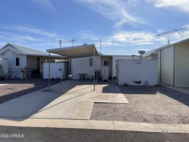 111 E Hedge Drive, Florence, AZ 85132 (MLS #6173974) :: Nate Martinez Team