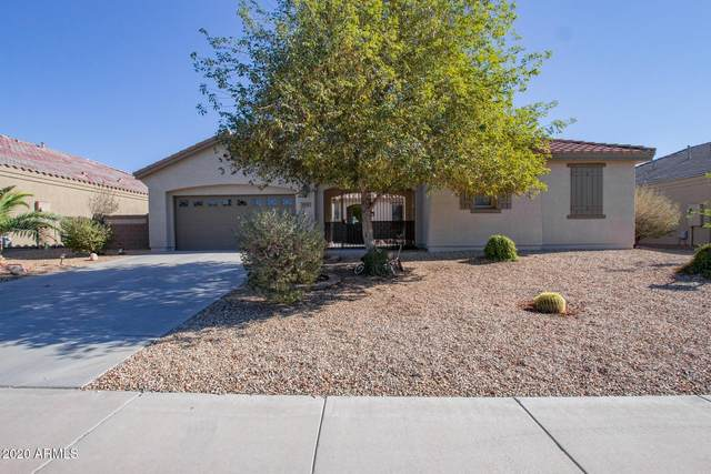 3597 N Brooklyn Drive, Buckeye, AZ 85396 (MLS #6173979) :: Long Realty West Valley