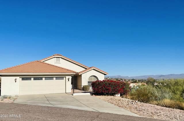 13614 N 17TH Place, Phoenix, AZ 85022 (MLS #6174034) :: The Ellens Team