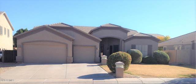 2665 S Banning Street, Gilbert, AZ 85295 (MLS #6174035) :: BVO Luxury Group