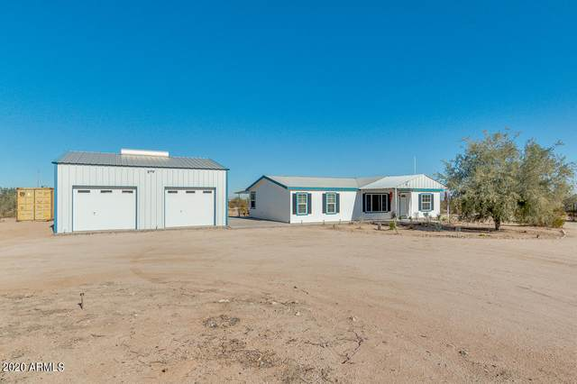 53040 W Whirly Bird Road, Maricopa, AZ 85139 (MLS #6174052) :: The Riddle Group