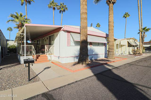 2050 W Dunlap Avenue N247, Phoenix, AZ 85021 (MLS #6174088) :: Long Realty West Valley