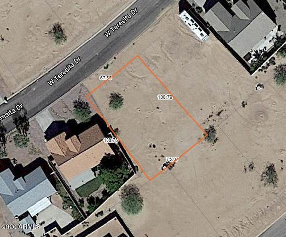 8575 W Teresita Drive, Arizona City, AZ 85123 (MLS #6174187) :: The Helping Hands Team