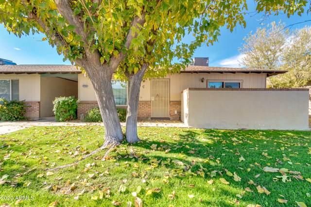 6604 S Lakeshore Drive C, Tempe, AZ 85283 (MLS #6174273) :: Conway Real Estate