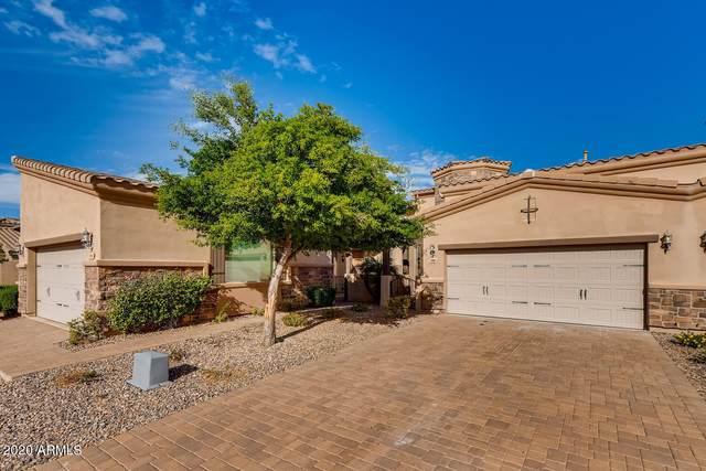 6202 E Mckellips Road #205, Mesa, AZ 85215 (MLS #6174287) :: Conway Real Estate